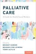 Cover for Palliative Care