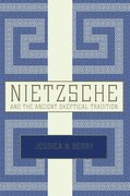 Cover for Nietzsche and the Ancient Skeptical Tradition