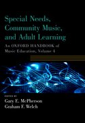 Cover for Special Needs, Community Music, and Adult Learning