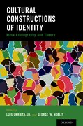 Cover for Cultural Constructions of Identity - 9780190676087