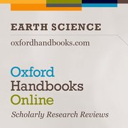 Cover for Oxford Handbooks Online: Earth Science