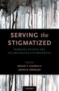 Cover for Serving the Stigmatized - 9780190678753