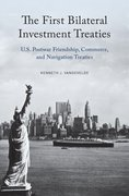 Cover for The First Bilateral Investment Treaties - 9780190679576