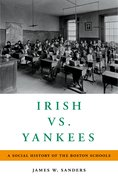 Cover for Irish vs. Yankees