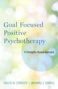 Cover for Goal Focused Positive Psychotherapy