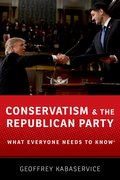Cover for Conservatism and the Republican Party
