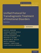 Cover for Unified Protocol for Transdiagnostic Treatment of Emotional Disorders