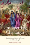 Cover for Unforgetting Chaitanya