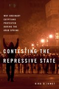 Cover for Contesting the Repressive State
