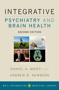 Cover for Integrative Psychiatry and Brain Health