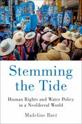 Cover for Stemming the Tide