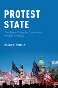 Cover for Protest State