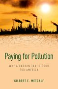Cover for Paying for Pollution - 9780190694197