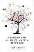 Cover for Statistics in Music Education Research
