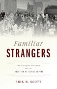 Cover for Familiar Strangers