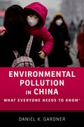 Cover for Environmental Pollution in China