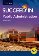 Cover for Public Administration