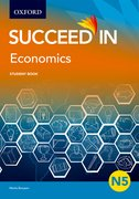 Cover for Economics N5 Student Book
