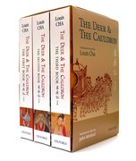 Cover for The Deer and the Cauldron