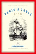 Cover for Paris à Table - 9780190842031