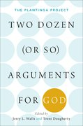 Cover for Two Dozen (or so) Arguments for God