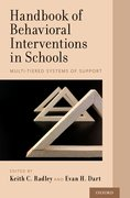 Cover for Handbook of Behavioral Interventions in Schools
