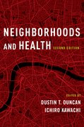 Cover for Neighborhoods and Health - 9780190843502