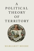 Cover for A Political Theory of Territory