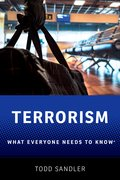 Cover for Terrorism - 9780190845858