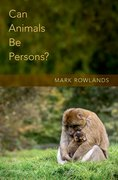 Cover for Can Animals Be Persons? - 9780190846039