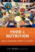 Cover for Food and Nutrition - 9780190846633