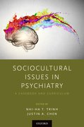 Cover for Sociocultural Issues in Psychiatry - 9780190849986