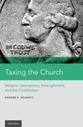 Cover for Taxing the Church - 9780190853952