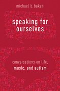Cover for Speaking for Ourselves - 9780190855833