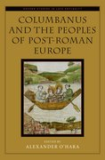 Cover for Columbanus and the Peoples of Post-Roman Europe