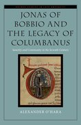 Cover for Jonas of Bobbio and the Legacy of Columbanus