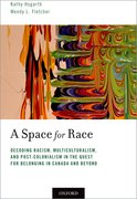 Cover for A Space for Race