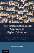 Cover for The Human Rights-Based Approach to Higher Education