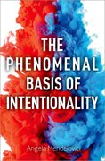 Cover for The Phenomenal Basis of Intentionality