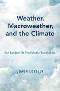 Cover for Weather, Macroweather, and Climate