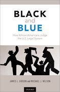 Cover for Black and Blue - 9780190865221