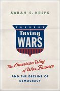 Cover for Taxing Wars - 9780190865306