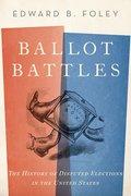 Cover for Ballot Battles - 9780190865955