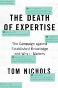 Cover for The Death of Expertise