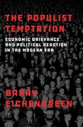 Cover for The Populist Temptation - 9780190866280
