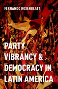 Cover for Party Vibrancy and Democracy in Latin America