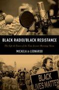 Cover for Black Radio/Black Resistance