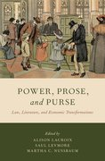 Cover for Power, Prose, and Purse