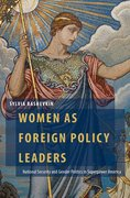 Cover for Women as Foreign Policy Leaders