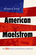 Cover for American Maelstrom - 9780190878030
